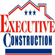 executive construction new homes