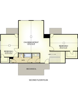 A01397 Executive Construction Cooper II secondFloor MLS